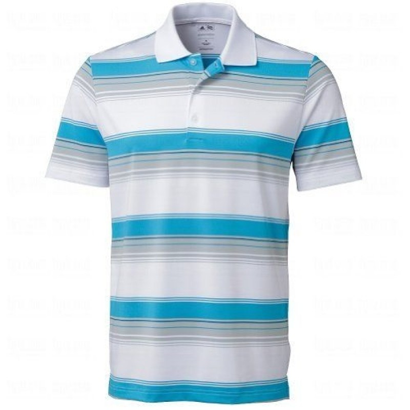 Adidas Puremotion Merch Stripe Polo