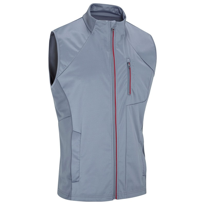 Stuburt Golf Vapour Sport Fleece Gilet - Storm