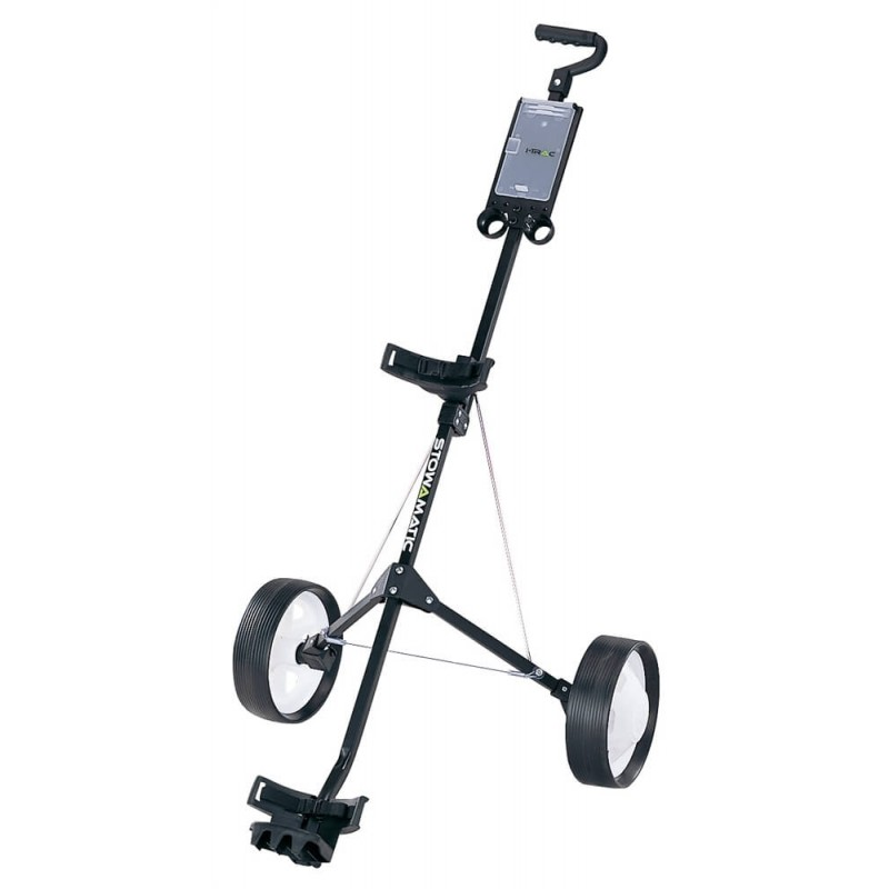 Stowamatic i-Trac Steel Pull Trolley