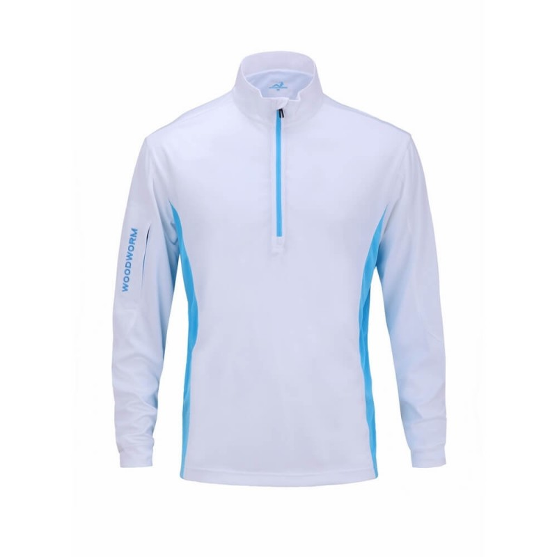Woodworm 1/2 Zip Tech Golf Pullover