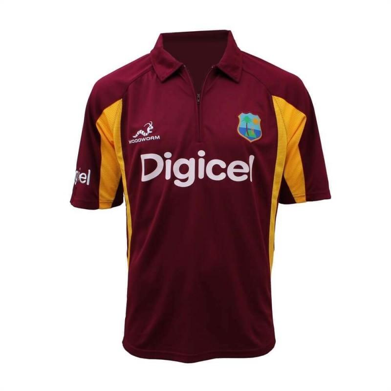 West Indies ODI Replica Ladies Shirt