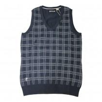 Ashworth Ladies Crossed V Neck Vest