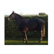 Confidence Equestrian 280g Anti Piling Horse Fleece Cooler - Endorsed by Scu: Navy