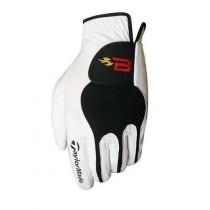 Taylormade Burner Golf Glove - White For Lefty