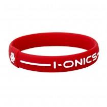 I-ONICS Power Sport Magnetic Band V2.0 Red / White
