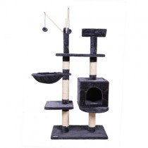 Confidence Pet Executive Cat Tree - Grey