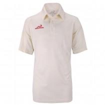 Woodworm Pro Cricket Short Sleeve Shirt