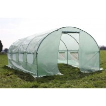 Palm Springs 3m x 6m Polytunnel Greenhouse
