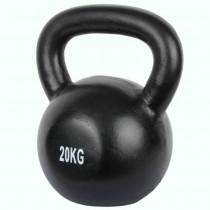 Confidence Pro 20kg Cast Iron Kettlebell