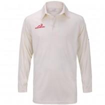 Woodworm Pro Cricket Long Sleeve Shirt