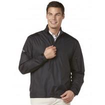 Callaway Gust Long Sleeve 1/4 Zip Windshirt Black