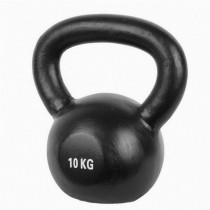 Confidence Pro 10kg Cast Iron Kettlebell