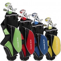 Young Gun ZAAP Junior Ace Golf Package Set