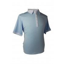 Adidas Mens ClimaCool Stripe Polo - 4 Buttons