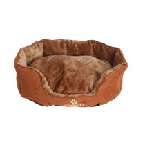 Confidence Pet Oval Pillow Top Dog Bed - Large