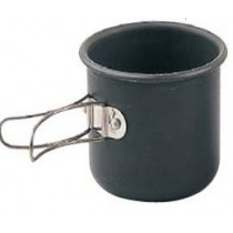 5.7oz Hard Anodized Cup by Camping.co.uk