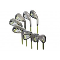 Forgan IWD2 Stainless Steel 4-SW Left Hand Iron Set