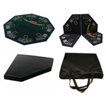 CQ Poker 4 Fold Quality Table Top