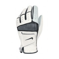 Nike Tech Xtreme IV Golf Glove White / Black - Medium