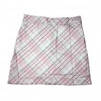 Ashworth Ladies Checkered Skort