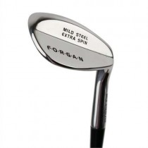 Forgan of St Andrews Mild Steel Professional Silver Golf Wedge
