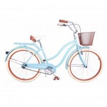 "Royal London Retro 18"" Ladies Cruiser Bike"