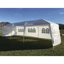 Palm Springs 3M x 9M Party Tent Marquee w/ 5 Panels