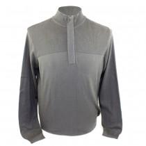 Ashworth Solid Half-Zip Pullover
