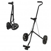 Stowamatic 2 Wheel Folding Pull Golf Trolley