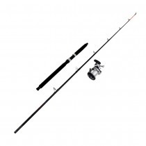 Ultra Fishing Boat/Sea Combo Set inc Rod and Reel