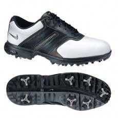 Nike Golf Air Tour Saddle II Shoes WHITE / BLACK