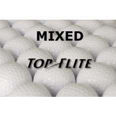 24 Top Flite Mixed Lake Balls - Grade AAA