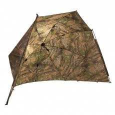"""Ultra 50"""" Camo Carp Fishing Shelter With Side"""
