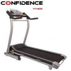 Confidence TXI Heavy Duty 1100W Electric Motorised Treadmill