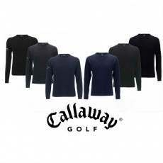 Callaway Golf 2014 Lambswool Sweaters - V Neck and Crew Neck