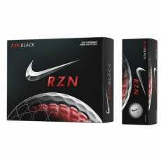 6 x 12 Nike RZN White Golf Balls