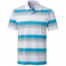 Adidas Puremotion Merch Stripe Polo - Blue