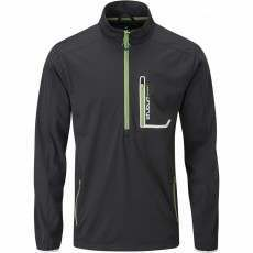 Stuburt Mens Cyclone Half Zip Soft Shell Golf Windshirt