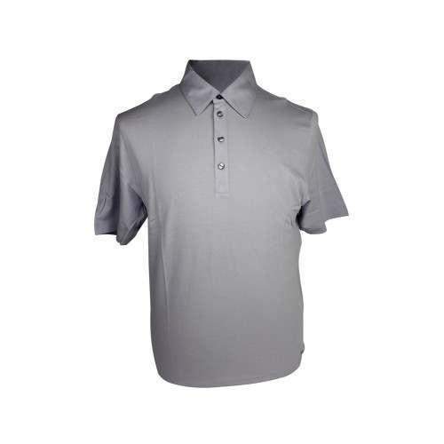 Ashworth Mens Plain Polo Shirt