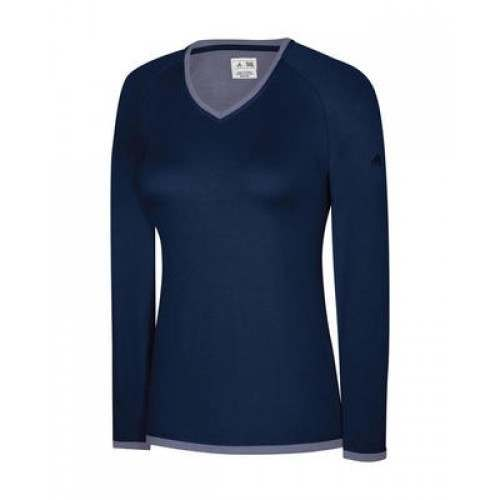 Adidas Ladies V-Neck Sweater