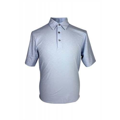 Ashworth Golf Mens EZ-Tech Performance Polo Shirt