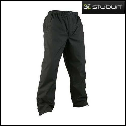 Stuburt Sport Waterproof Trousers - Black