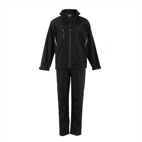 Forgan Golf V2 Waterproof Suit Black