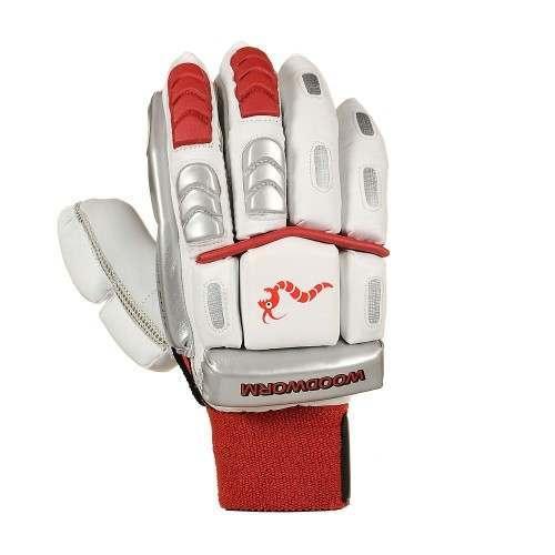 Woodworm Cricket Pro Xlite Batting Gloves
