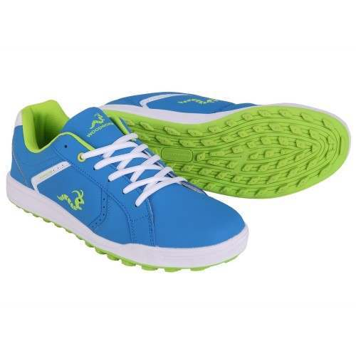 Woodworm Surge V2.0 Golf Shoes - Blue / White