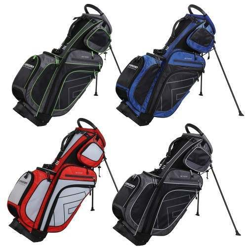 Forgan of St Andrews Hybrid Golf Stand / Trolley Bag