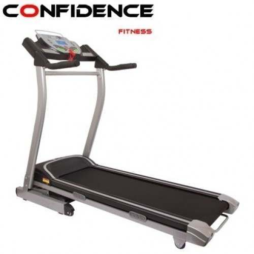 Confidence TXI Heavy Duty 1100W Electric Motorised Treadmill