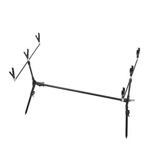 Ultra Fishing Rod Pod + Bite Alarms