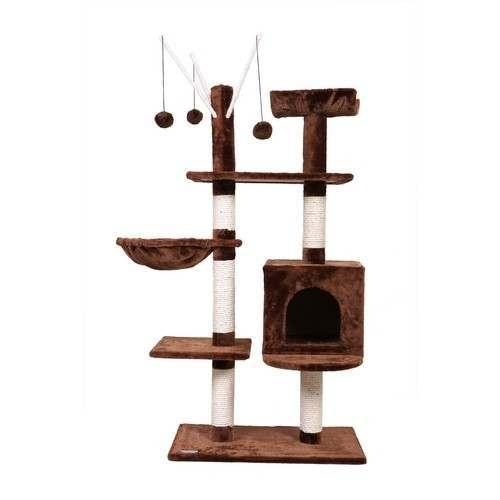 Confidence Pet Executive Cat Tree - Brown