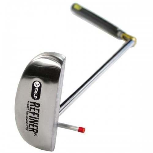 SKLZ Refiner Putter Target Line Hinged Putter - Left Hand